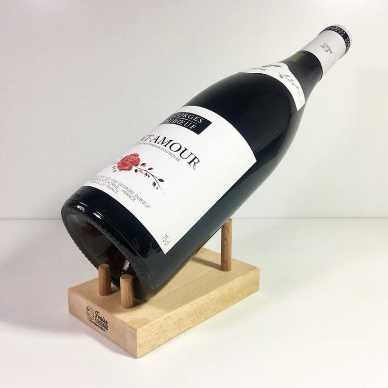 Support à bouteilles Valentin - Photo 1