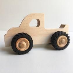 Henry le Pick-up en bois - Jouet en bois - Photo 2