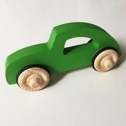 Diane voiture en bois style rétro chic